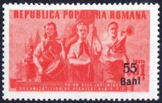 ROMANIA STAMPS 1952,,PIONIERI 1951,,FULL SERIES MNH http://spain-travel-now.info/sn/re/?query=371466219924…