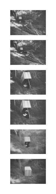 Bas Jan Ader, 'Untitled (Tea party)' - 1972