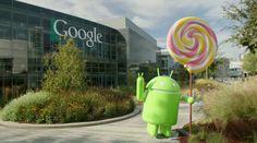 Svelata la statua di Android 5.0 Lollipop
