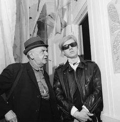 Andy Warhol Photographer Arthur Weegee Fellig And Both Had A Similar