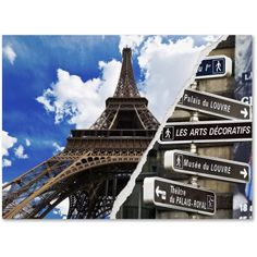 Trademark Fine Art Afternoon in Paris Canvas Art by Philippe Hugonnard, Size: 24 x 32, Multicolor