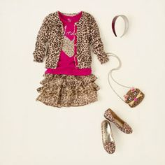 girl - outfits - leopard lady | Children's Clothing | Kids Clothes | The Children's Place