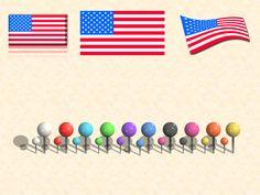 America, Map, Location Map, Maps, Usa