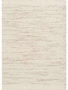 Asko Wool Rug Cream 80x250 cm
