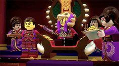 Chen: Clouse. *poke* Clousey-Clouse. *poke poke* CLOUSEY! CLOUSEY-CLOUSE! *POKING INTENSIFIES* Clouse: WHAT?!!! Chen: Hi! *giggles*