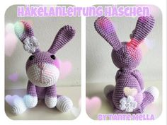 a user uploaded image Crochet Rabbit, Crochet Projects, Free Pattern, Dinosaur Stuffed Animal, Christmas Ornaments, Toys, Holiday Decor, Animals, Olaf