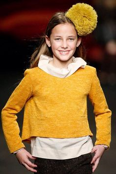 Kids Fashion Show. 080. Julia Mayer for Condor. Agency : Sugar Kids