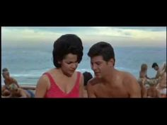 Compilation of scenes from some 60's beach movies with Wipe Out by The Surfaris. The opening of the video includes Annette Funicello and Frankie Avalon.