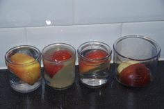 Rotting apples science experiment - learn about decomposition and preservation