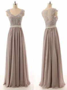 gray bridesmaid dress,long bridesmaid dress,lace top bridesmaid dress,2017 bridesmaid dress,BD846