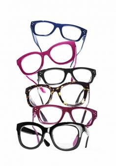 Center Stage and Dauntless Frames by Peepers