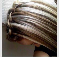 I love these highlights #hair
