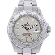 Rolex 16622 Yachtmaster Platinum Bezel Steel Watch. Get the lowest price on Rolex 16622 Yachtmaster Platinum Bezel Steel Watch and other fabulous designer clothing and accessories! Shop Tradesy now