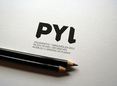 PYL by Jesus Sotes, via Behance