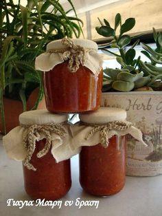 Σπιτική σάλτσα ντομάτας