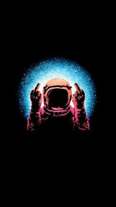 astronaut comedy Wallpaper by susbulut - - Free on ZEDGE™ Screen Wallpaper, Cool Wallpaper, Mobile Wallpaper, Wallpaper Backgrounds, Iphone Wallpaper, Galaxy Wallpaper, Space Illustration, Astronaut Illustration, Creation Art