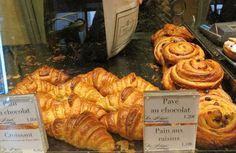 paris breakfasts: Boulangerie Pichard