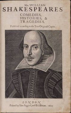 """Shakespeare was widely admired in his own time, still more so after the publication of the First Folio. But he was not initially regarded as superior to all his contemporaries. ['English Literature: A Very Short Introduction'] #shakespeare #literature #books (Image: Wikimedia)"