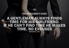 #TheGentlemanGuide #2