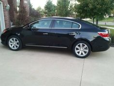 2017 Buick Lacrosse Cxl 356255214 23 995 00
