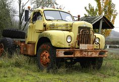 Yellow Brute by swainboat, via Flickr