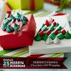 #hersheyswrapping