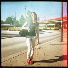 berlin – die ray #model #berlin #marzahn #amerika