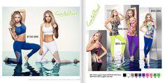 Ropa, deportiva para el Gym y para la calle, están de moda por toda Colombia, elaborada con material muy fino y de alta calidad, puedes mirar la colección en el siguiente link: http://orlandomolano.com/gys/