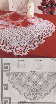 Kira scheme crochet: Scheme crochet no. 1669