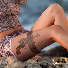 tatuaggi giarrettiera