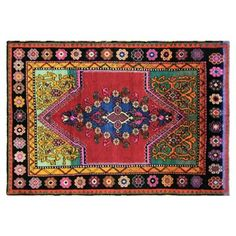 "Check out this item at One Kings Lane! Anatolian Oushak Rug, 6'1"" x 9'2"""