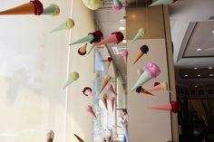 #albabasweets #display #icecream #gelato #cones