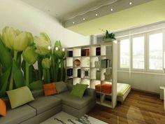 <p>Сегодня все большей популярностью пользуются квартиры студийного плана, так как они являются очень просторными и светлыми. Именно такие квартиры в последнее время считаются весомым конкурентом для обычных однокомнатных квартир, что не может не радовать, ведь они намного дешевле в цене, нежели обычные квартиры. Не откажутся проживать в такой квартире ни …</p>