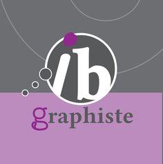 Création de logo pour la société IB Graphiste (agence création graphique)