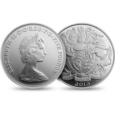 The Queen's Portrait Set Silver Proof 4 Coin | The Royal Mint