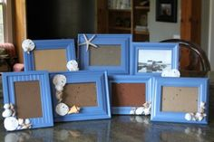 DIY Picture Frames – Beauty in The Bleachers