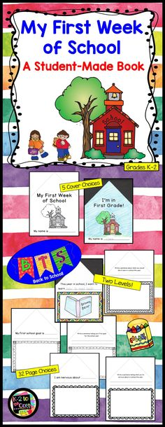 This differentiated writing and illustrating activity is a perfect way to kick…