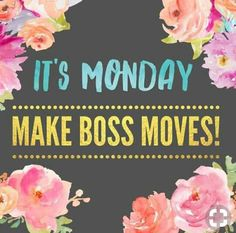 Monday is back and we're here to kick its. Show it whose boss! Monday Motivation Quotes, Babe Quotes, Monday Quotes, Daily Quotes, Motivational Monday, Monday Humor, Loss Quotes, Body Shop At Home, The Body Shop