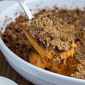 Sweet Potato Casserole Recipe at Cooking.com