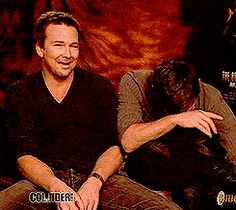 "laughing Flandus: ""What??!!""  *GIF*"