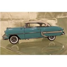 1954 Chevrolet Bel Air Scale Model - Franklin Mint