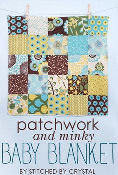 DIY Babies: Stitched by Crystal