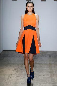 ADEAM Spring 2015 Ready-to-Wear Fashion Show - Iana Godnia