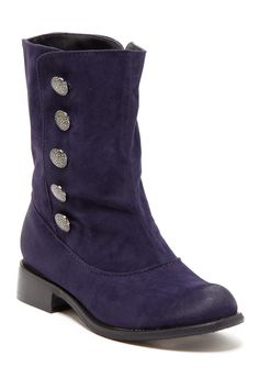 Bucco Side Button Boot <3 AMO Y SUPER AMO ESTAS BOTAS!!!