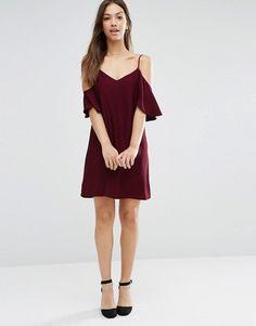 ASOS | ASOS Cold Shoulder Cami Dress