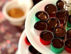 Leilas knäck med choklad