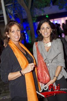 YoFui.com: Maria Teresa Gonzalez, Sofia Iturralde en Interface: Reunión de Asociaciones de Decoradores de Canadá y Chile, Galería Isabel Aninat, Santiago (Chile)