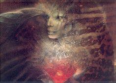 Image detail for -susan seddon-boulet # art # painting