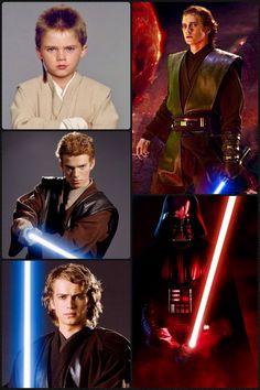 Journey to the Dark Side Star Wars