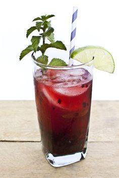 blackberry mojito cocktail recipe